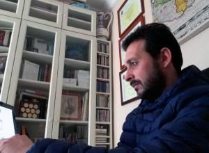Juan Sergio Redondo, portavoz de Vox Ceuta
