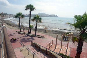 Imagen de la playa de El Chorrillo