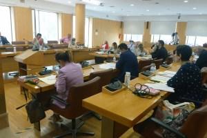 Gaitán ha respondido en el Pleno a una interpelación sobre las obras de la pista de motocross