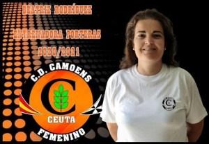 Bea Rodríguez se suma a la familia del Camoens