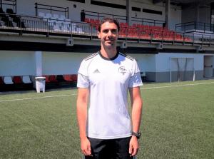 Salvador Alcazar Yáñez aspira a subir a Segunda B / Foto; FFCE