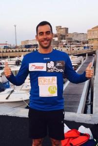 José Antonio Carracao aspira a ser el nuevo presidente de la Federación de Triatlón de Ceuta
