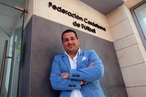 Pablo Lozano, presidente de la RFAF