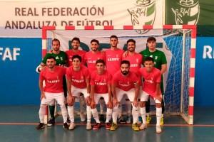 El Ceutí 'B' logró El ascenso en la eliminatoria ante el Intergym de Melilla