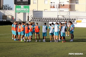 El Ceuta espera poder empezar la pretemporada el 7 de septiembre