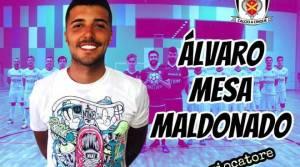 Así ha anunciado el Cità di Massa el fichaje del ceutí Álvaro Mesa