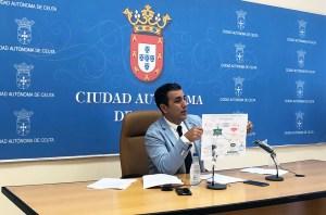 Carlos Rontomé, durante su comparecencia de prensa tras el Consejo de Gobierno de este viernes