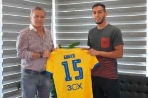 Anuar Tuhami llevará el dorsal número 15 en el APOEL