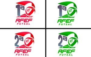 Estos son los nuevos logos de la Primera y Segunda masculina y femenina de fútbol sala