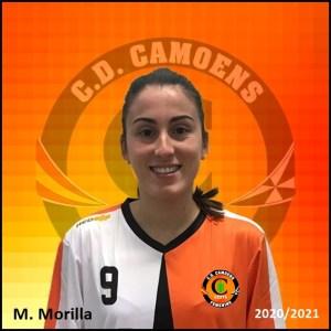 María Morilla sigue una temporada más en el Camoens