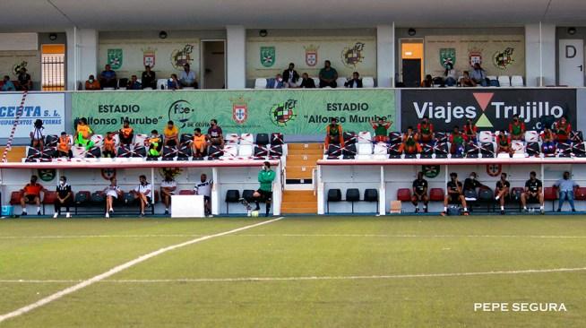 Las gradas del Murube estarán vacías de público en el partido del domingo ante el Antoniano
