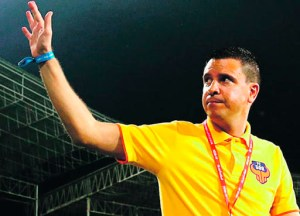 Sergio Lobera vuelve a fútbol indio