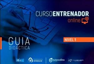 El curso de entrenador 'online' comenzará el 20 de noviembre