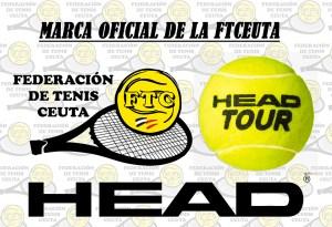 Así ha anunciado la Federación de Tenis de Ceuta su renovación con la marca HEAD