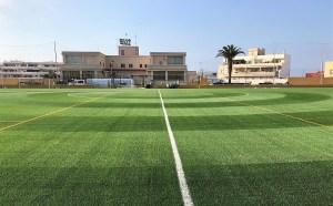 El Ceuta ha decidido trasladarse al campo José Martínez 'Pirri'