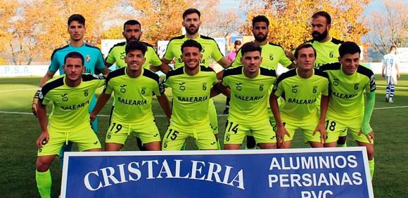 El Ceuta se mantiene en la segunda posición con dos puntos de ventaja sobre la Lebrijana