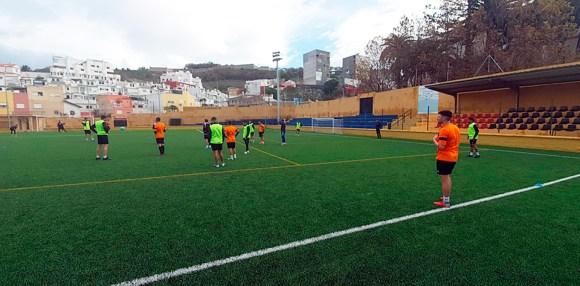 El Ceuta volverá a los entrenamientos el próximo 2 de enero