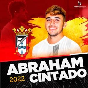Así ha anunciado el Ceutí en sus redes sociales el fichaje de Abraham Cintado