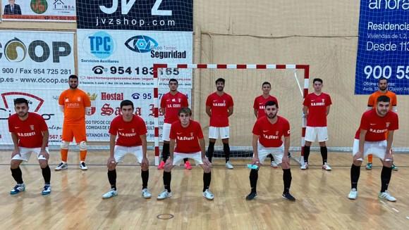 El Ceutí B empieza 2021 después de haber sufrido cinco derrotas seguidas