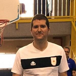 Manuel Pérez, presidente de la Federación de Baloncesto de Ceuta