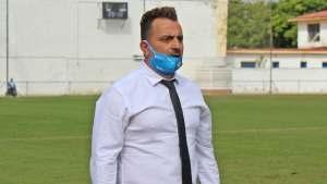 Joaquín Poveda, entrenador del Xerez CD