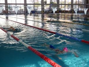 El Campeonato Infantil de Invierno de natación, una de las competiciones aplazadas