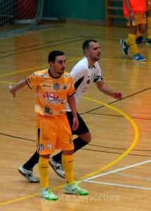 El Ceutí venció al Benavente por 4-2 en la primera vuelta