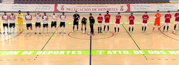 El Ceutí B perdió en Dos Hermanas ante el Nazareno por 6-2 en la primera vuelta