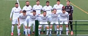 Formación de la AD Ceuta FC