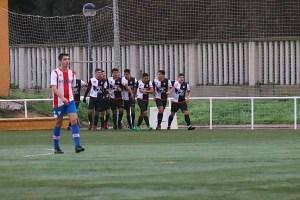 El Sporting jugó su último partido el 9 de enero en Algeciras,. donde perdió por 3-2