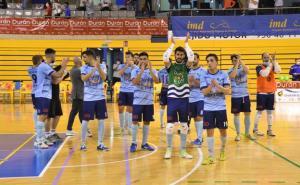 El CD El Ejido, campeón del Grupo 1, será uno de los rivales de la UAS Ceutí en la fase de ascenso