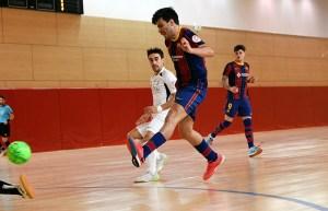 El Ceutí tiene que, al menos, empatar ante el Barça B para quedar segundo