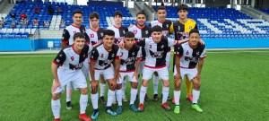 Alineación del Sporting en su visita al Fundación Lucena