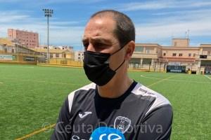 Diego Caro, entrenador del Salerm Puente Genil