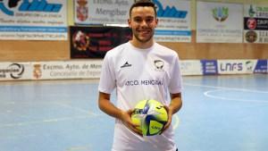 Colacha tiene experiencia en Primera y ha jugado las últimas temporadas en el Atlético Mengíbar