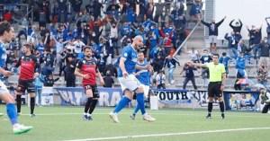 Antonio Sánchez ha sido uno de los goleadores del Xerez DFC en Puente Genil