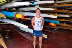 Isa Contreras representará a España en los Juegos de Tokio