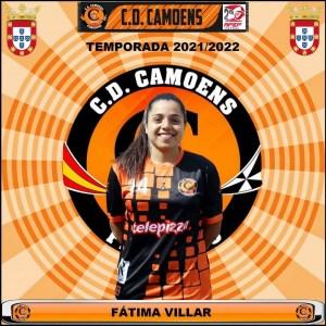 Fati Villar seguirá una temporada más en el Camoens