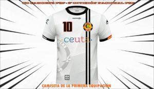 Imagen de la nueva camiseta del Camoens
