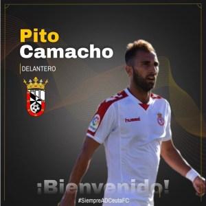 Así ha confirmado el Ceuta la incorporación de Pito Camacho
