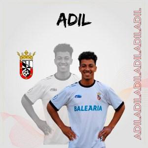Adil seguirá defendiendo los colores del Ceuta B