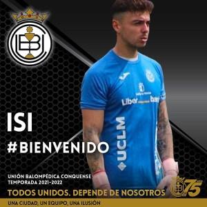 El Conquense ha anunciado este viernes la vuelta de Isi Jareño