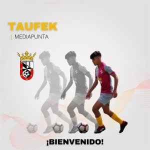 Taufek llega a la AD Ceuta procedente del Ceuta 6 de Junio