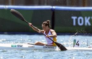 Isa Contreras ha cerrado con el Mundial la temporada más importante de su vida