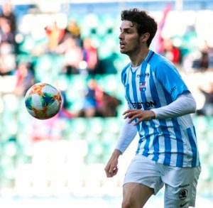 Mikel Gurrutxaga ya es jugador de la AD Ceuta FC