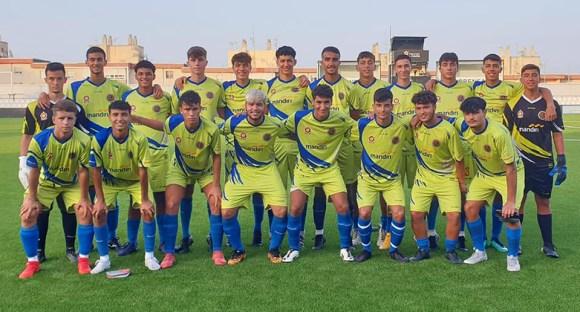 Plantilla del CD Polillas para la próxima temporada en Liga Nacional Juvenil