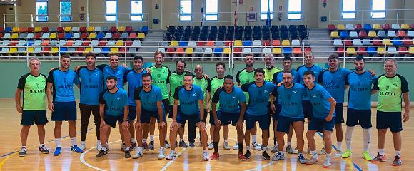 El Ceutí ha realizado siete nuevas incorporaciones esta temporada