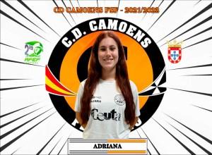 El Camoens amplía su plantilla con el fichaje de Adriana Piñero