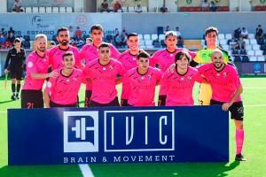 Primera formación inicial de la temporada del equipo de Miguel Ángel Berlanga