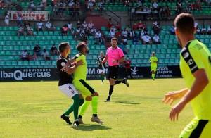 Pito Camacho ha marcado su segundo gol con el Ceuta